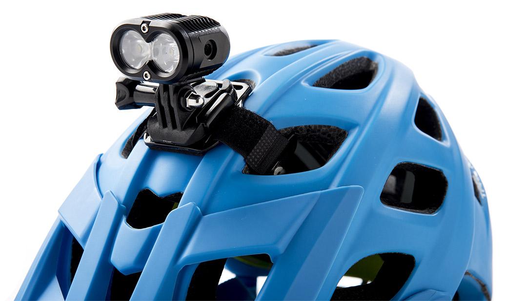 Gloworm lights led bike lights helmet